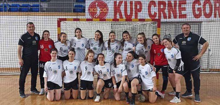 Rukometašice Mornara 7 plasirale se u 1/4 finale Kupa Crne Gore: Baranke bolje od prvoligaša Trebjese