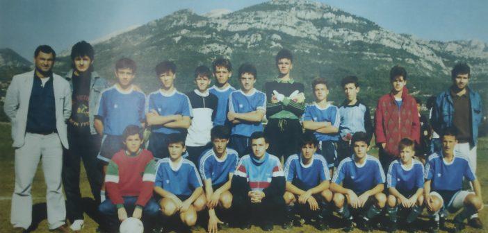 Jubilej vrijedan pažnje: 30 godina od osvajanja prvog mjesta kadeta FK Mornar
