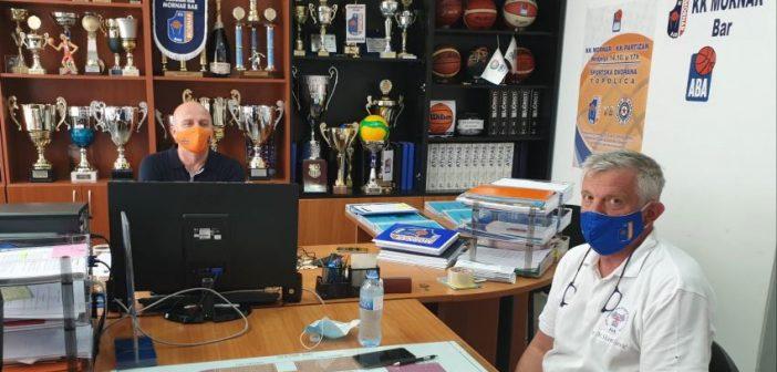 KK Mornar: Start priprema pomjeren za 17. avgust
