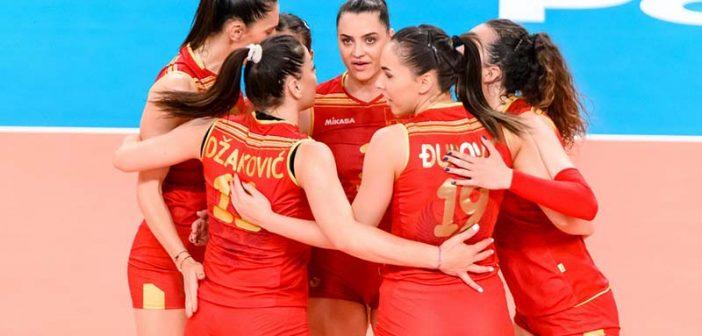 Crnogorske odbojkašice bolje od Kosova za kraj kvalifikacija